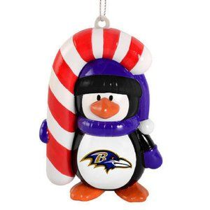 NFL Baltimore Ravens Football Team PENGUIN